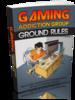 Thumbnail Gaming Addiction Group Ground Rules